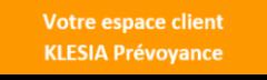 Espace client KLESIA